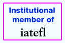 Institutional member of iatefl